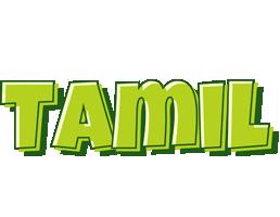 Tamil summer logo