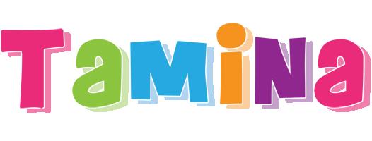Tamina friday logo