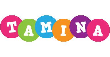 Tamina friends logo