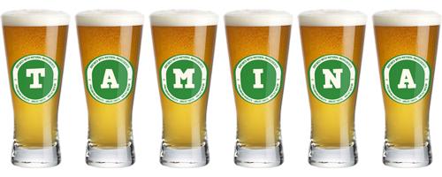 Tamina lager logo