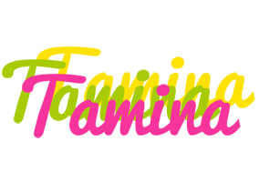 Tamina sweets logo