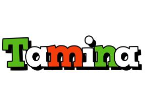 Tamina venezia logo
