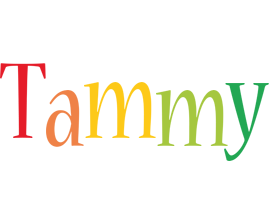 Tammy birthday logo