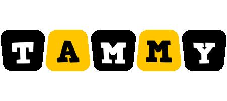 Tammy boots logo
