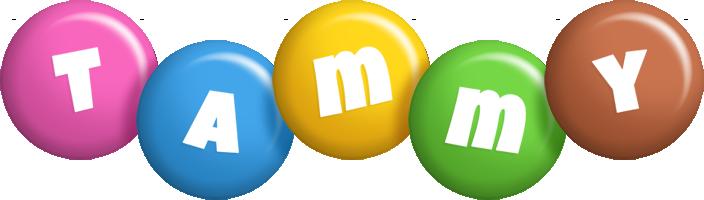 Tammy candy logo