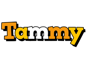 Tammy cartoon logo
