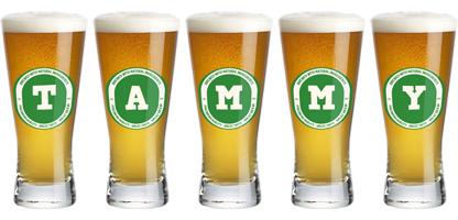 Tammy lager logo