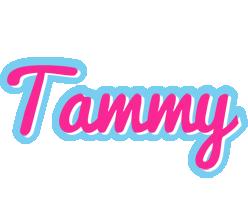Tammy popstar logo