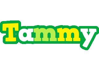 Tammy soccer logo