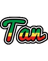 Tan african logo