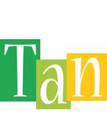 Tan lemonade logo