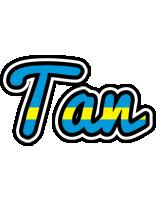 Tan sweden logo