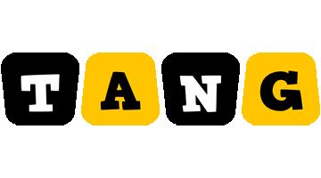 Tang boots logo