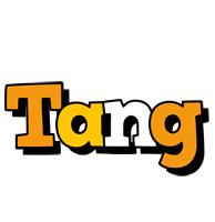 Tang cartoon logo