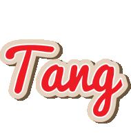 Tang chocolate logo