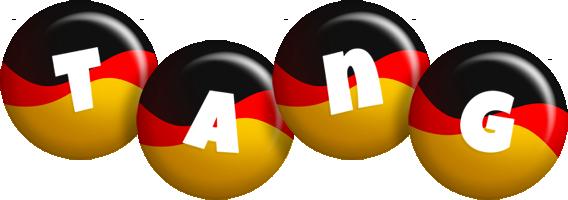 Tang german logo