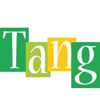Tang lemonade logo