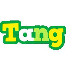 Tang soccer logo