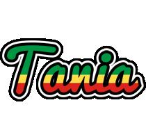 Tania african logo