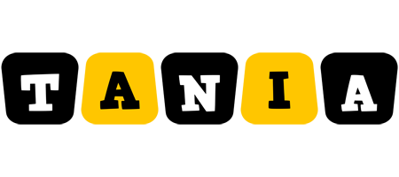 Tania boots logo