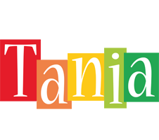 Tania colors logo