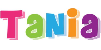 Tania friday logo