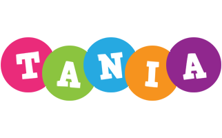 Tania friends logo