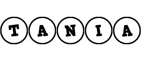 Tania handy logo