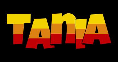 Tania jungle logo