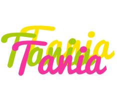Tania sweets logo