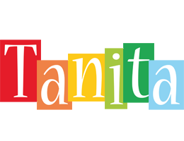 Tanita colors logo