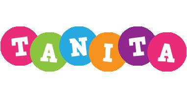 Tanita friends logo