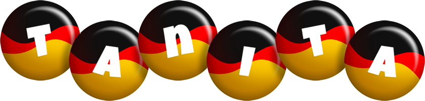 Tanita german logo