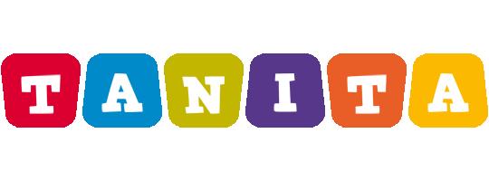 Tanita kiddo logo