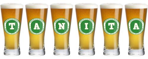 Tanita lager logo