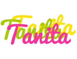 Tanita sweets logo
