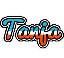 Tanja america logo