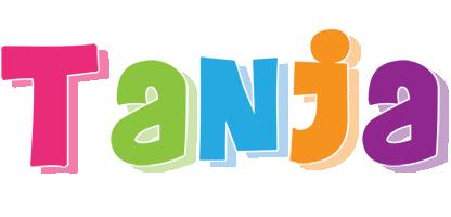 Tanja friday logo