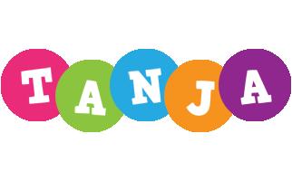 Tanja friends logo