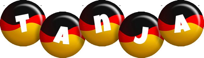 Tanja german logo