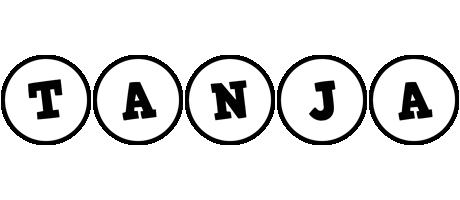 Tanja handy logo