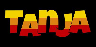 Tanja jungle logo