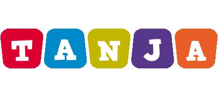 Tanja kiddo logo