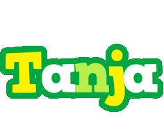 Tanja soccer logo