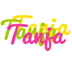 Tanja sweets logo