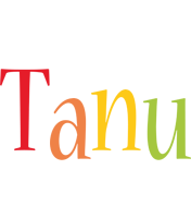 Tanu birthday logo