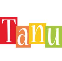 Tanu colors logo