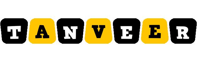Tanveer boots logo