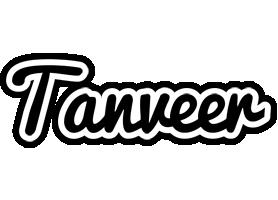 Tanveer chess logo