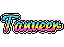 Tanveer circus logo